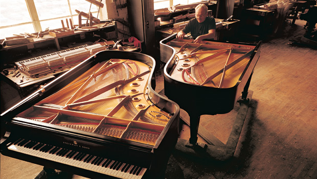Steinway Pianos